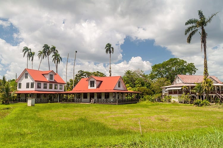 Commewijne, Suriname
