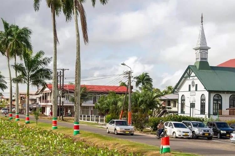 Nieuw-Nickerie, Suriname