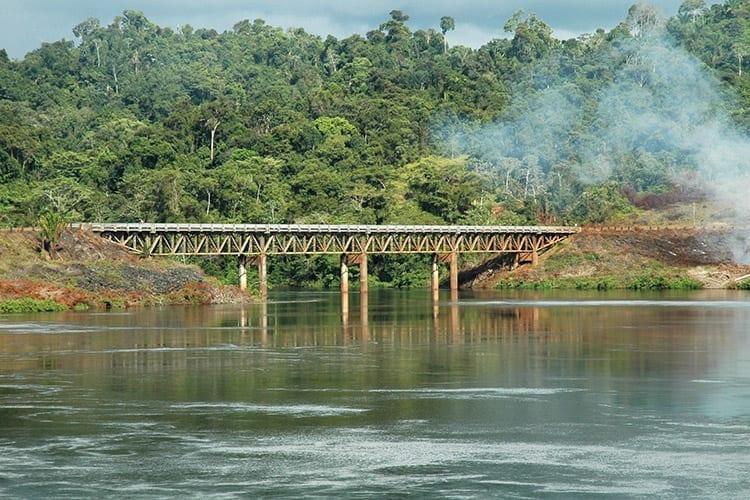 Surinamerivier, Suriname