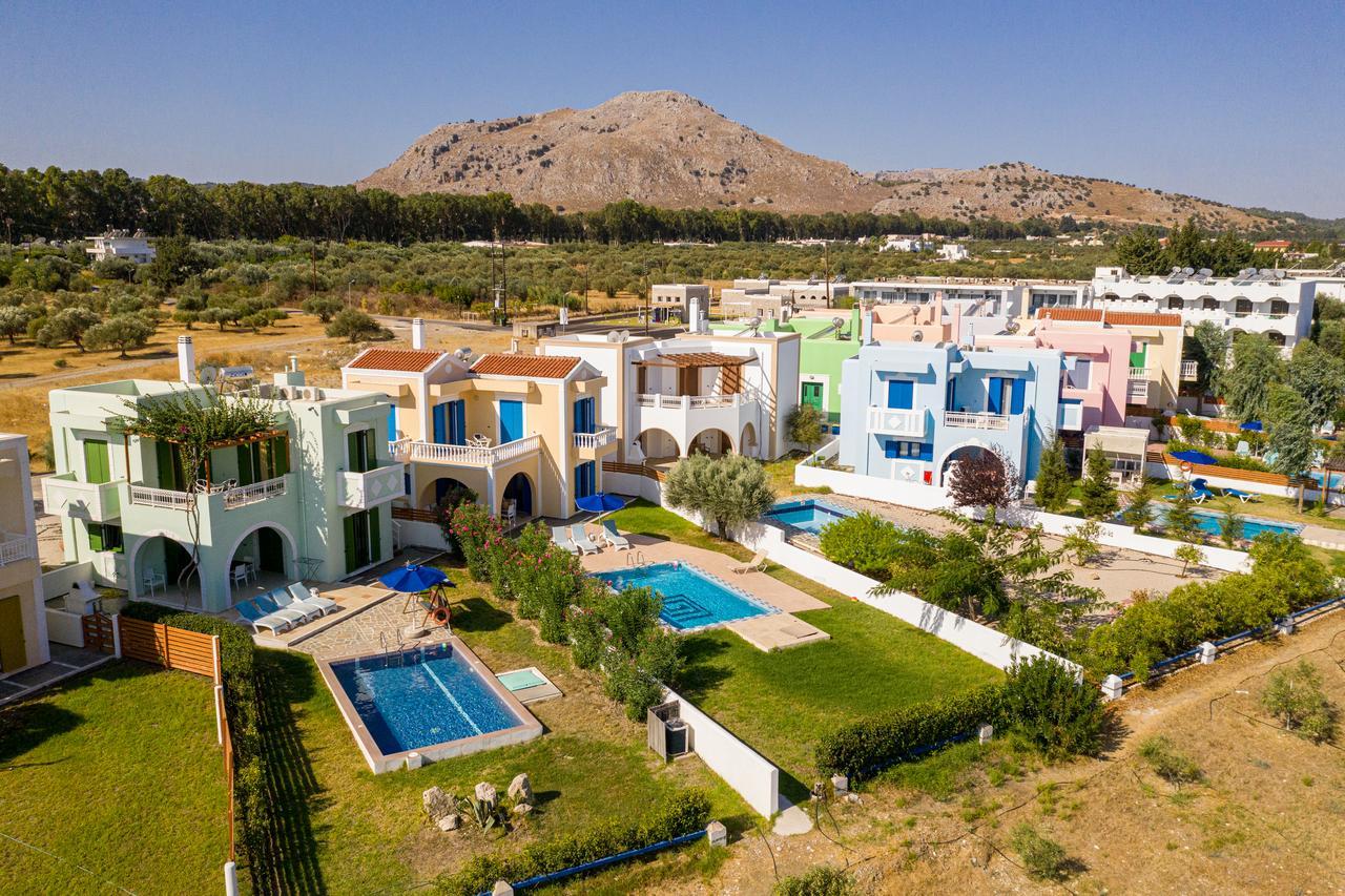 12 Island Villas