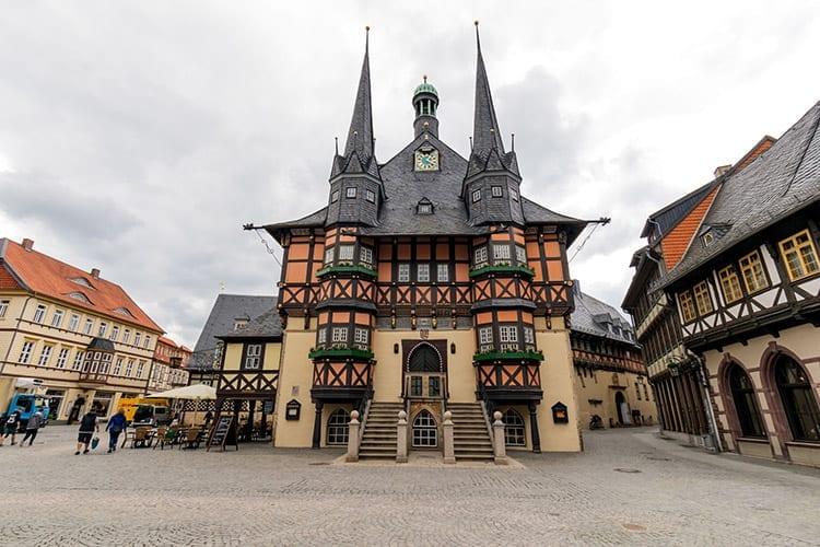 Wernigerode, Harz