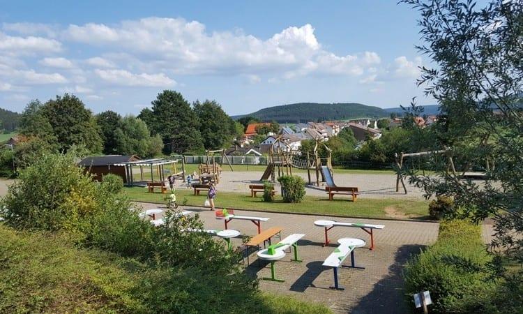 Knaus Campingpark Baddurkheim