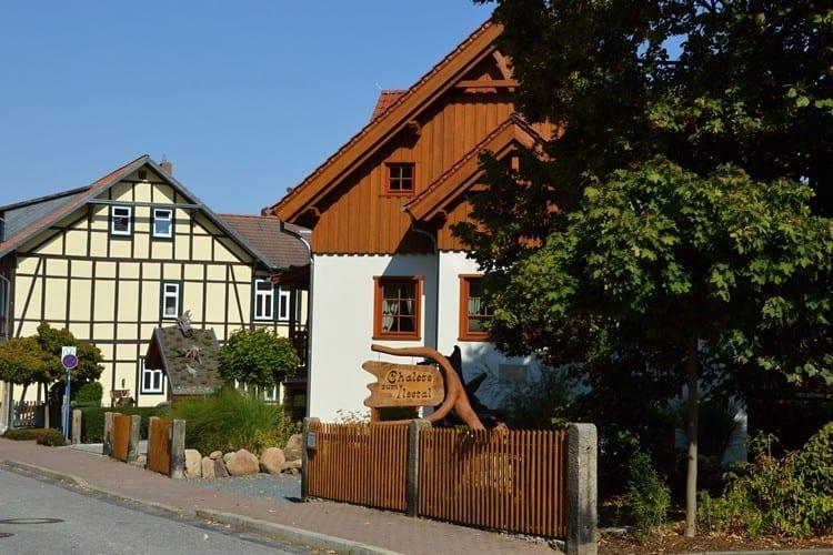 Ilsenburg, Duitsland