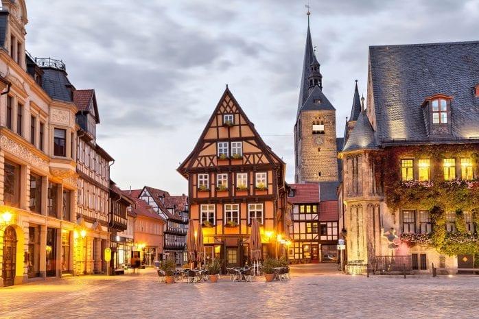 Mooiste stadjes Duitsland