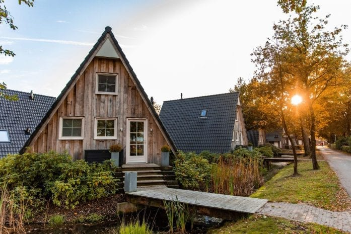 Mooiste vakantieparken Nederland